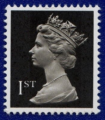 1st Class Black NVI'S from sg1447 onwards ( Multiple Listing ) mnh
