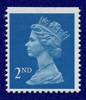 2nd Class Blue NVI's from sg1445 Onwards ( Multiple Listing ) mnh
