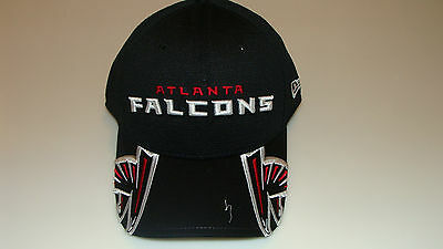 New Era Hat Cap NFL Football Atlanta Falcons Helmet 39THIRTY M/L Structured