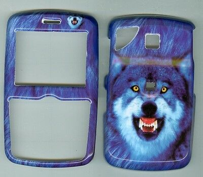 Blue Wolf  HARD COVER CASE PANTECH REVEAL C790 AT&T