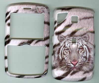 White Tiger  HARD COVER CASE PANTECH REVEAL C790 AT&T