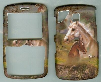 Two Horse  HARD COVER CASE PANTECH REVEAL C790 AT&T