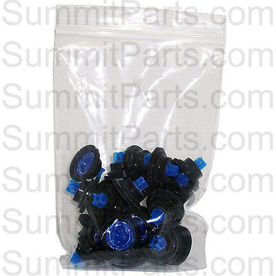 25Pk - Blue Tip Diaphragm For Original Elbi Water Valves - 823492