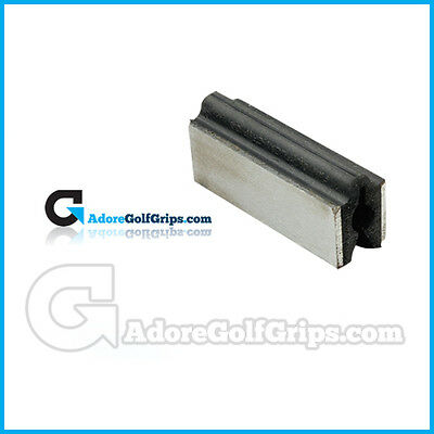 Professional - Metal Sided - Vice Clamp - Golf Shaft Clamp & Protector