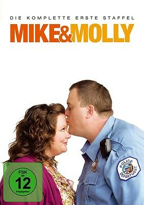 Mike & Molly - Season/Staffel 1 * NEU OVP * 3 DVD Box * (and,und)
