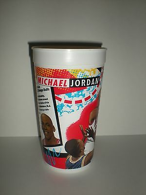 Mint!!  Michael Jordan McDonald's NBA Collector's Cup