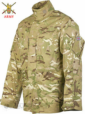 British Army Issue Shirt Genuine Pcs Mtp Multicam Surplus Soldier 95 Jacket