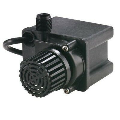 "Little Giant 566612 Direct Drive Submersible Pond Pump 475 GPH 13"" Rise"