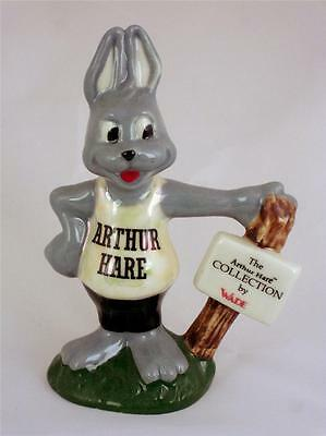 WADE Arthur Hare Figurine from The Travelhare Collection 1998