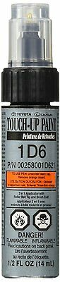 Toyota Touch Up Paint 1D6 Silver Sky Metallic Genuine Toyota New!