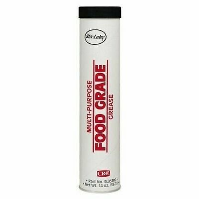 Fresh Sta-Lube SL35600 Multi Purpose Food Grade Grease, Net Weight: 14 Ounces