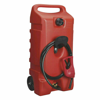 Scepter 06792 Flo N'Go DuraMax 14 Gallon Transfer Fuel Caddy Gas Can