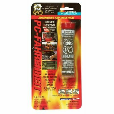 PC Epoxy 25543 PC Fahrenheit High Heat Heavy Duty Epoxy Paste Glue Adhesive