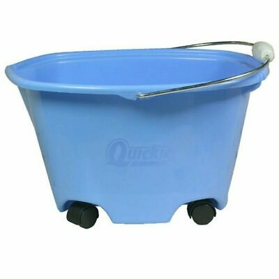 Quickie Manufacturing 20000 EZ-Glide Mop Bucket on Wheels