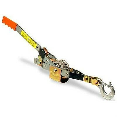 "Maasdam A-20 Pow'r Pull 3/4 Ton Rope Puller with 20' of 1/2"" Diameter Rope"
