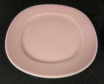 """Taylor Smith & Taylor """"Conversation"""" Pink Bread Plate"""