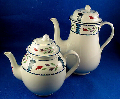 """Adams China: 5 Serving Pieces in Real English Ironstone """"Lancaster"""" - Estate"""