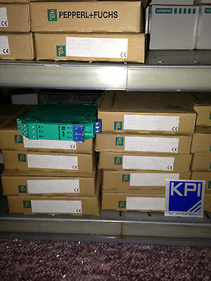 Pepperl+Fuchs KFD2-VR-Ex1.19 072037 Spannungsrepeater OVP