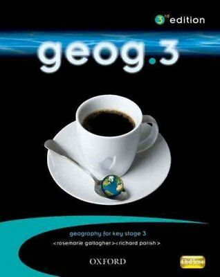Geog.3: Students' Book by RoseMarie Gallagher, Richard Parish (Paperback, 2009)