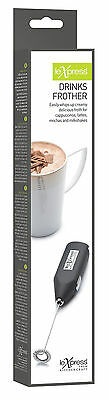 Le Express Kitchen craft Battery Drinks Frother