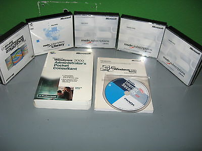 Microsoft BackOffice castellano Small Business Server 4.5 + msdn Library + clave