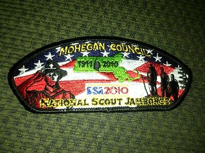 Mint 2010 JSP Mohegan Council Black Border