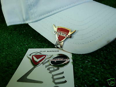YES Diablo 2 Callaway Golf Ball Marker & Cap Hat Clip BNew & FREE AUs Post