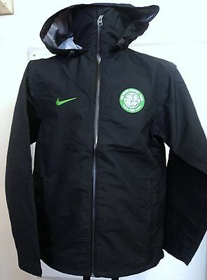 Celtic Football Pro Rain Jacket By Nike Adults Size Xl Brand New With Tags