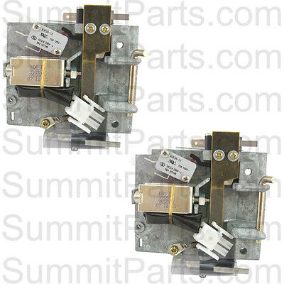 2Pk - Gen4 Door Lock Assembly For Wascomat Washers - 248711