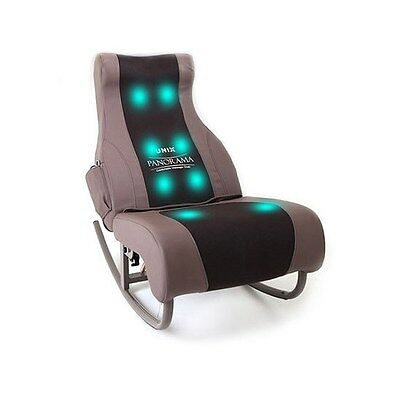 Unix UCM-9600 Panorama Comfortable Massage Chair - EMS 4-7days fast shipping