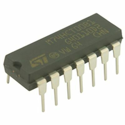 74HC85 CMOS IC Bargain Pack 7485 74LS85 DIP//DIL 2 PCS