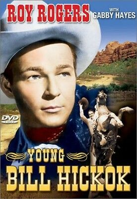 Young Bill Hickok (2003, DVD New)