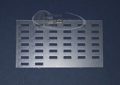 Avaya Lucent Partner Euro ACS 34D Plastic Cover Overlay *NEW*