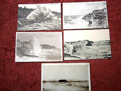 Five  English  Sea Scapes On  Postcards    [178]