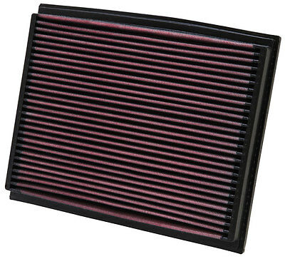 K&N Air Filter Element 33-2209 (Performance Replacement Panel Air Filter)