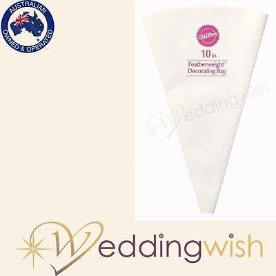 Wilton 10 inch Featherweight Decorating Bags, 404-5109, 25 cm