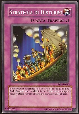 Strategia Di Disturbo - Dr1-It046 Yu-Gi-Oh