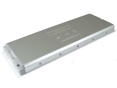 """New Replacement Battery For Apple Macbook 13"""" Inch A1185 A1181 White"""
