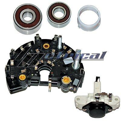 ALTERNATOR REPAIR KIT For LAND ROVER DISCOVERY DISCOVERY II 2 4.0L 4.6L V8 99-04