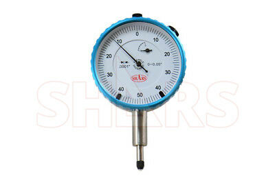 "out of stock 90 days 0.05"" PRECISION DIAL INDICATOR .0001"" AGD 2 GRADUATION LUG"