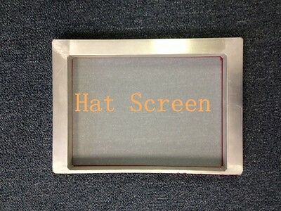"2 Pack -8.5"" x 12""Aluminum Screen Printing Hat Screens With 110 mesh count"