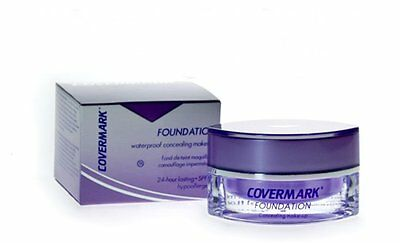 NEW COVERMARK Waterproof Camoflauge classic Foundation Concealer shade 7 or 8