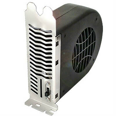 Antec Super Cyclone Blower Dual Expansion Slot Cooler Fan! NEW RETAIL PACKAGED