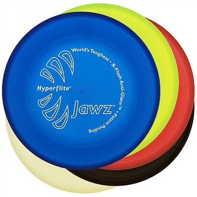 "HyperFlite Flying Discs JAWZ Dog Frisbee, Sizes 8 3/4"" or 7"""