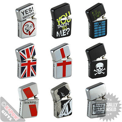 Windproof Lighter - Bomblighter High Quality Boxed Cool Gift