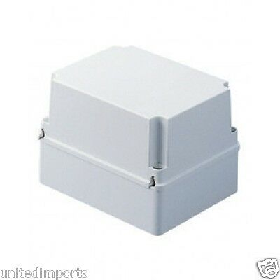 GEWISS GW44216 JUNCTION BOXES WITH DEEP SCREWED LID - IP56 150X110X140mm