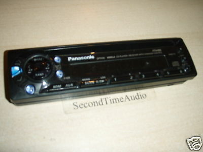 Panasonic DPX35 Faceplate Only- Tested Good Guaranteed!