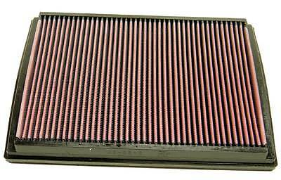 K&N Air Filter Element 33-2848 (Performance Replacement Panel Air Filter)
