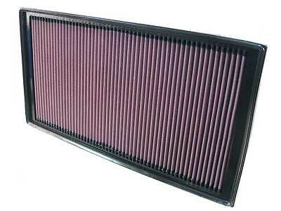 K&N Air Filter Element 33-2912 (Performance Replacement Panel Air Filter)