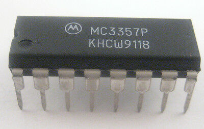 MC3371D MC3371 Low Power Narrowband FM IF SOP16